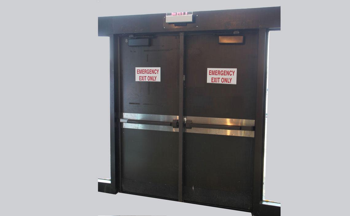 Emergency Exit Doors & Anjali Enterprises : Emergency Exit Doors