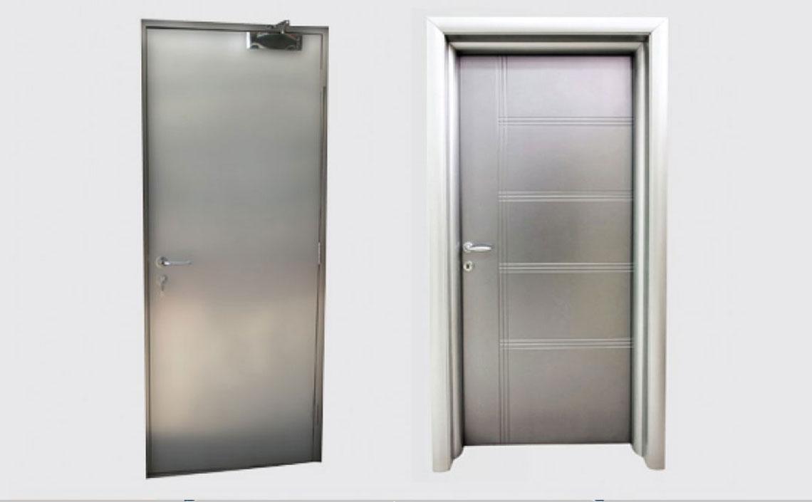 Steel Doors & Anjali Enterprises : Steel Doors